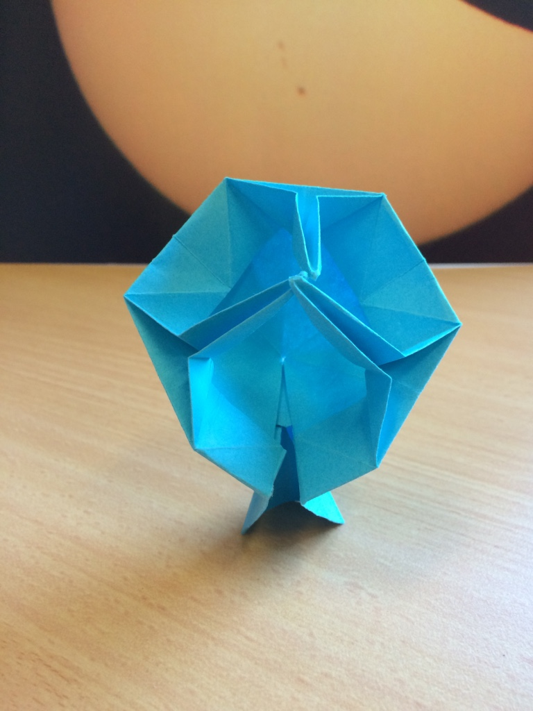 Origami Telescope - will you take the challenge?